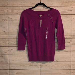 NWT Women's Small Loft Sweater